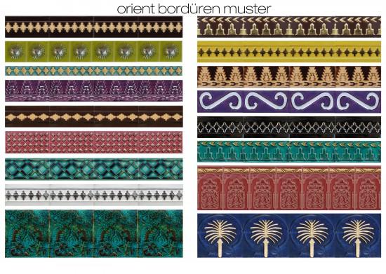 Orient Bordüren