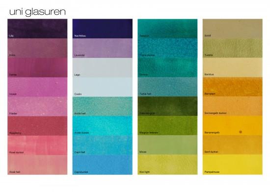 Uni colors