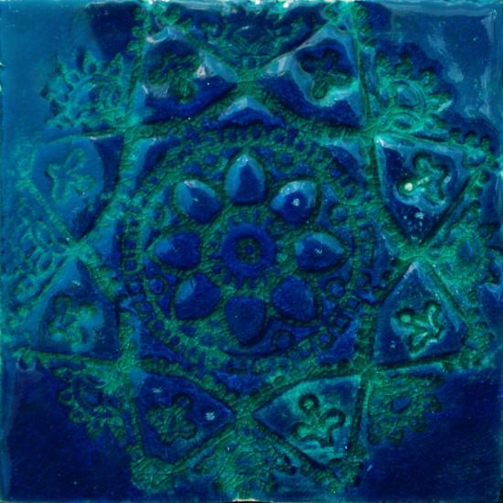 Stern Lyra seegruen Blau