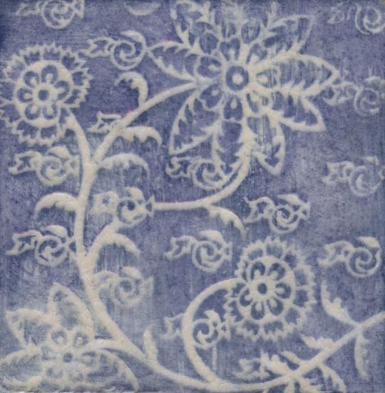 Delftblüten, bllauschiefer