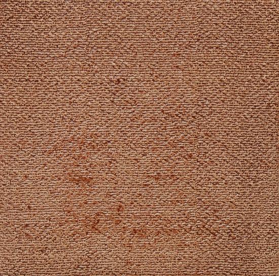 Leinen Mocca 18x18cm