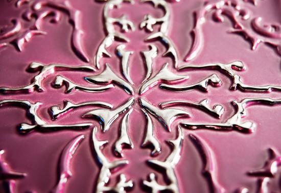 Lesath, Purple-silber