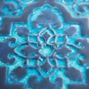Orientstern Blau Türkis