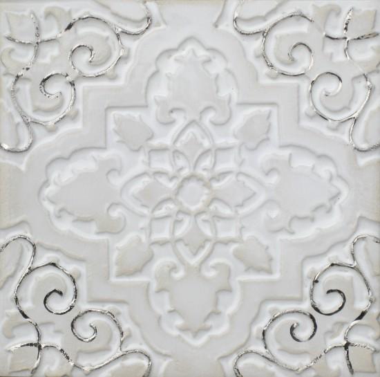 Orientstern, weiß