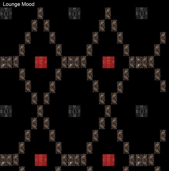 Lounge, Wand