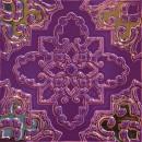 Orientstern, purple-gold