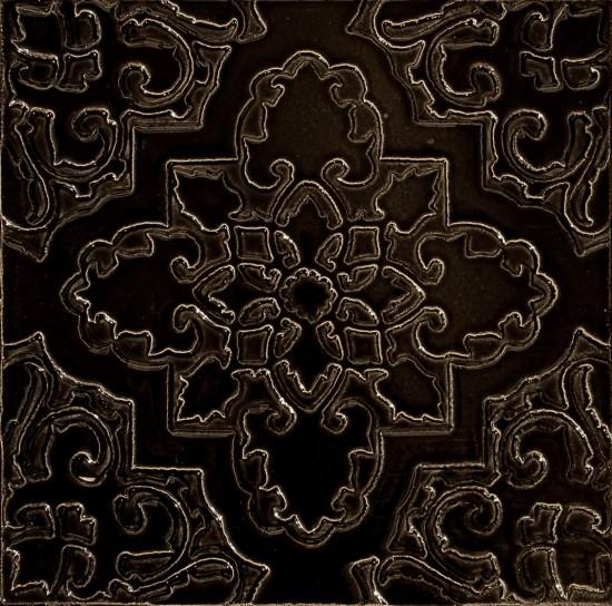 Orientstern, schwarz
