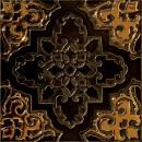 Orientstern, schwarz-gold