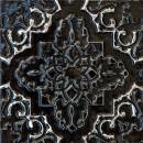 Orientstern, schwarz-silber
