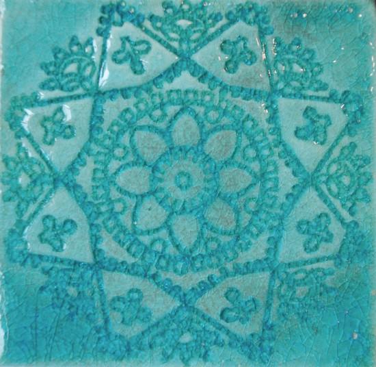 Stern Spring Pearls Türkis