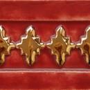 Aixa, breit, rot-gold
