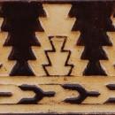 Alcazabra, mocca-rosenholz