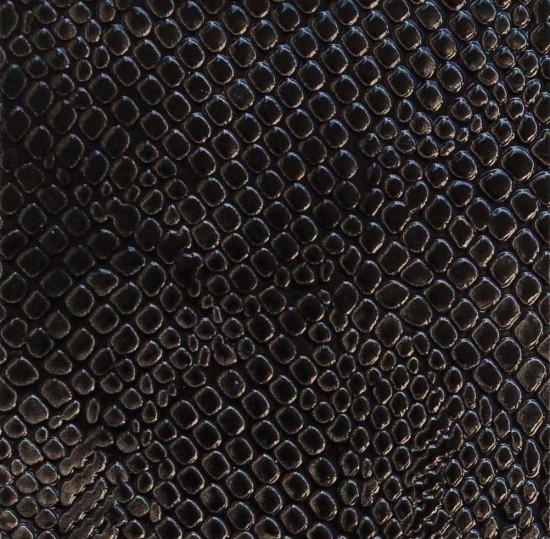 Cobra, schwarz 18x18