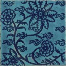 Delftblüten, blau