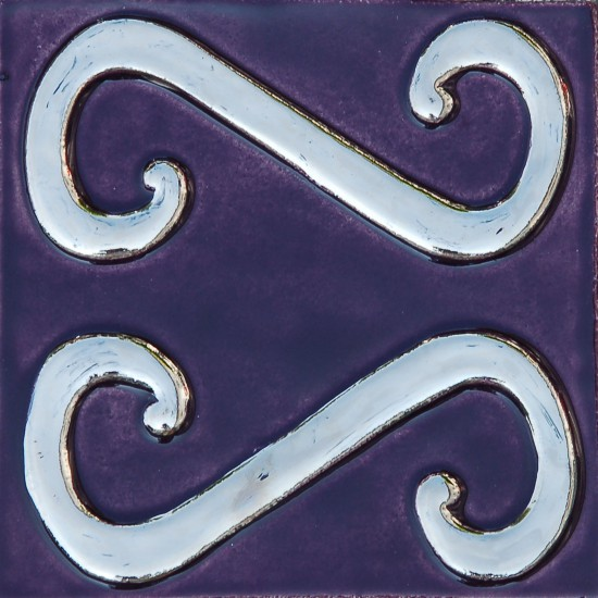 Harfe Violet Silber
