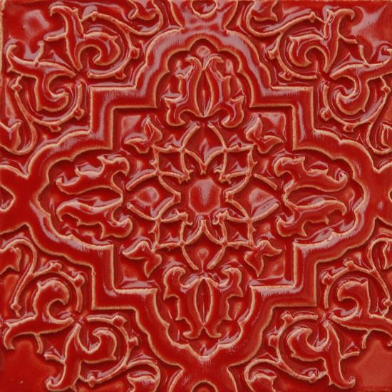 Orientstern, rot