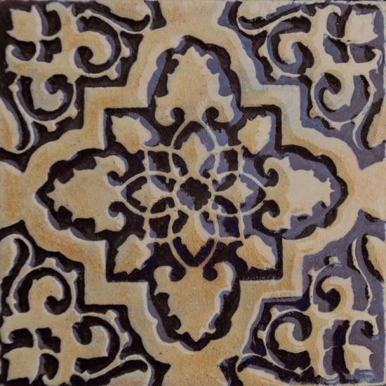 Orientstern, rosenholz-mocca