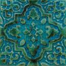 Orientstern, türkis