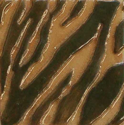 Zebra, grün-marzipan