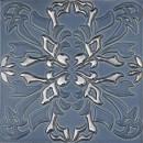 Capella blaugrau-silber
