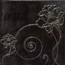 Rose Snake schwarz