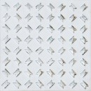 Diagonal_weiß silber