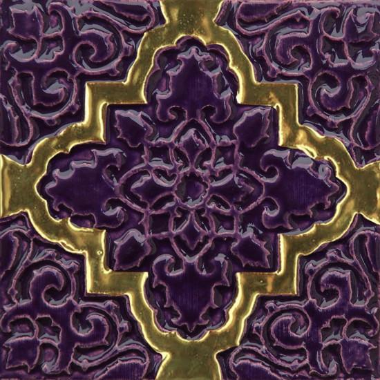 Orientstern Violet Gold