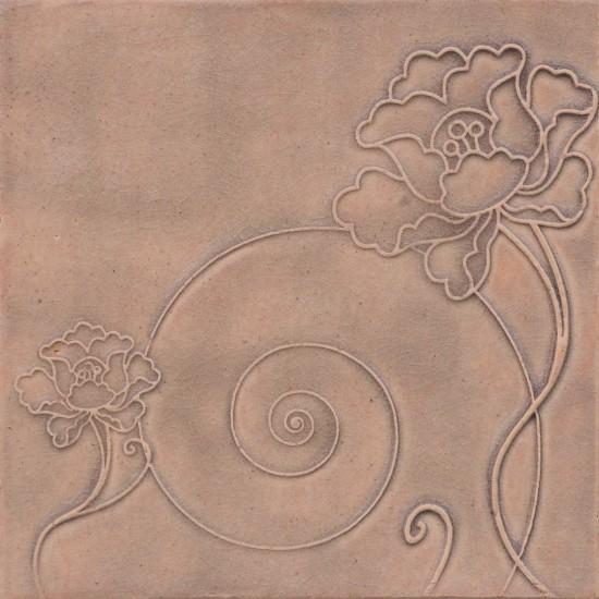 Rose Snake marzipan