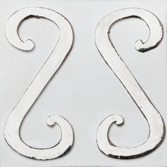 Harfe Weiß