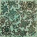 Blüte Schwarz seegruen