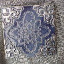 Orientstern Nachtblau Silber